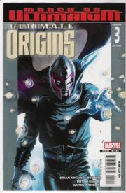 Ultimate Origins #3 (2008) Marvel comic book
